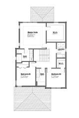 Loisiana House - Floor Plan - Second Floor Copy 1